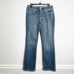 Nine West Vintage America Bootcut Jeans 6/28